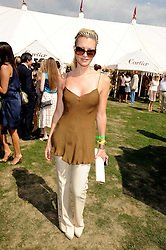 CAPRICE BOURRET at the Cartier International Polo at Guards Polo Club, Windsor Great Park on 27th July 2008.<br /> <br /> NON EXCLUSIVE - WORLD RIGHTS