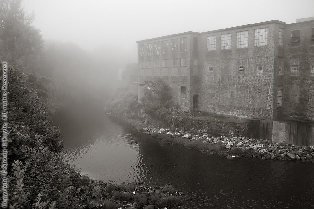 Byron Weston Mill, Dalton, MA