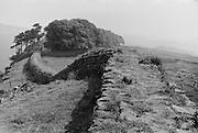Hadrian's Wall, England, 1925