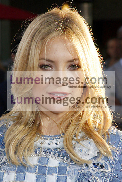 """Kate Hudson at the Los Angeles premiere of HBO's """"Clear History"""" held at the Cinerama Dome in Hollywood, USA on July 31, 2013."""