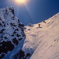 Mount Backhelor ski area 1986