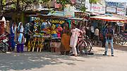 People in the small town of Bamhani, Madhya Pradesh, India.