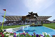 Cara Bianca FREW (RSA) riding IMPERIO VD CONINCKSHOEVE during the International Show Jumping of La Baule 2018 (Jumping International de la Baule), on May 18, 2018 in La Baule, France - Photo Christophe Bricot / ProSportsImages / DPPI