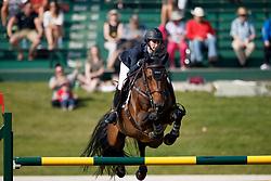 Hoffman Zazou, USA, W Zermie 13<br /> Spruce Meadows Masters - Calgary 2017<br /> © Hippo Foto - Dirk Caremans<br /> 06/09/2017,