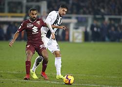 December 15, 2018 - Turin, Italy - Koffi Djidji during Serie A match between Torino v Juventus, in Turin, on December 15, 2016  (Credit Image: © Loris Roselli/NurPhoto via ZUMA Press)