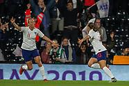 England Women v Australia 091018