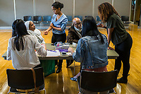 East African Elders Event (Education about Blood Pressure Testing), Yesler Community Center