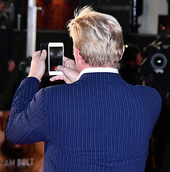 November 28, 2016 - London, London, United Kingdom - Image ©Licensed to i-Images Picture Agency. 28/11/2016. London, United Kingdom. Boris Becker attends I Am Bolt world film premiere. Screening of documentary I Am Bolt exploring Bolt's legacy of the fastest man in history, at Odeon Leicester Square, London.  Picture by Nils Jorgensen / i-Images (Credit Image: © Nils Jorgensen/i-Images via ZUMA Wire)