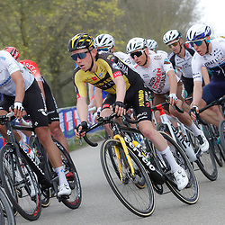 18-04-2021: Wielrennen: Amstel Gold Race men: Berg en Terblijt <br />Sam Oomen