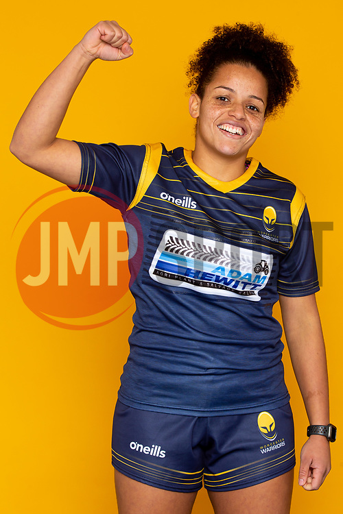 Sara Moreira of Worcester Warriors Women - Mandatory by-line: Robbie Stephenson/JMP - 27/10/2020 - RUGBY - Sixways Stadium - Worcester, England - Worcester Warriors Women Headshots