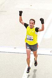 ING New York CIty Marathon: Topher Gaylord, USA
