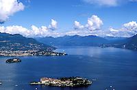 Isola Bella - Booromees islands - Lake Majeur - Piemont - Italy