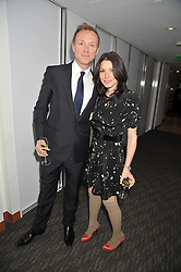 GARY & LAUREN KEMP at a dinner hosted by Ruinart Champagne for Yasmin Mills at Nobu, Park Lane, London on rth May 2009.