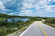 Straight round around Port aux Basques, Newfoundland, Canada