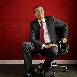 PARIS, FRANCE. SEPTEMBER 27, 2013. Lionel Zinsou, PAI Partners' CEO, at his company's headquarter. Photo: Antoine Doyen