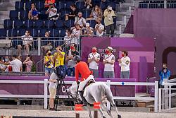 Wathelet Gregory, BEL, Nevado S, 312, Team Belgium<br /> Olympic Games Tokyo 2021<br /> © Hippo Foto - Dirk Caremans<br /> 06/08/2021