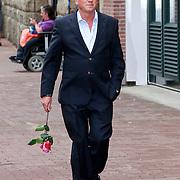 NLD/Amsterdam/20110722 - Afscheidsdienst voor John Kraaijkamp, Evert Santegoeds