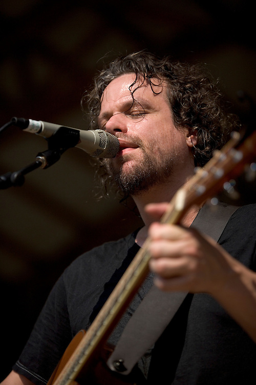 """Rusted Root has sold more than 3 million albums worldwide.  <br /> <br /> Formed in Pittsburgh by singer/guitarist Glabicki in the early '90s, Rusted Root's worldly style quickly charmed fans of roots music and world rock. <br /> <br /> After debuting in 1992 with the self released Cruel Sun, Rusted Root signed with Mercury Records and released the 1994 platinum selling breakthrough When I Woke, which featured the hit songs Send Me On My Way, Ecstasy and Martyr. Not long after, the band scored on tours with Toad the Wet Sprocket, Santana, The Grateful Dead, Dave Matthews Band, The Allman Brothers Band, HORDE Festival and, perhaps most notably, the highly coveted support role on the landmark Jimmy Page/Robert Plant reunion tour. <br /> <br /> Rusted Root released Stereo Rodeo, their first studio album in 7 years, on May 5, 2009.   <br /> <br /> Rusted Root's """"Send Me On My Way,"""" which hit #72 on the Billboard Hot 100 in 1995 is its most commercially popular song. Although the band continues to tour, its hard-touring days appear to be over as the group is devoting more time apart to pursue solo projects.<br /> <br /> Stereo Rodeo blends the diverse influences of each member to create an album that explores a variety of musical styles crossing and merging genres as usual. Original members Michael Glabicki (lead vocals, guitar), Liz Berlin (vocals, percussion), and Patrick Norman (vocals, bass, percussion) are joined on this album by Jason Miller (drums, percussion), Colter Harper (guitar), Preach Freedom (percussion) and Dirk Miller (guitar). <br />  <br /> Rusted Root will be touring throughout 2009, playing their new music as well as some of the faithful fans favorites."""
