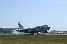 Chinese Repatriation Flight, Edinburgh, 29 May 2020