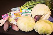 JAPANESE SEED PROJECT<br />Collaborators: Kara Gilbert, Vibrant Valley Farm; Stacy Givens, The Side Yard Farm & Kitchen; Sarah Kleeger, Adaptive Seeds; Cystine Goldberg, Uprising Seeds; Shawn Linehan, Shawn Linehan Photography and Lane Selman, Culinary Breeding Network <br />Chef: Stacy Givens, The Side Yard Farm & Kitchen<br />Dish: Farmy Okonomiyaki: Burnt Radish Pods. Husk Cherries Redux. Salty Dried Nasturtium Leaf Flakes. Mustard Seed Pod & Their Flower
