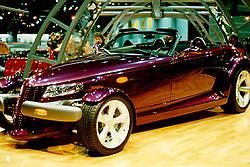 Plymouth Prowler concept car