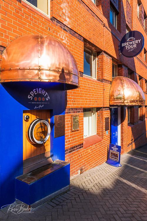 The Speight's Brewery, Dunedin, Otago, South Island, New Zealand