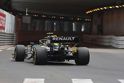 May 23, 2019 - Monte Carlo, Monaco - xa9; Photo4 / LaPresse.23/05/2019 Monte Carlo, Monaco.Sport .Grand Prix Formula One Monaco 2019.In the pic: Nico Hulkenberg (GER) Renault Sport F1 Team RS19 (Credit Image: © Photo4/Lapresse via ZUMA Press)