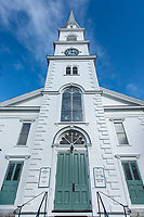 Centre Congregational Church in Vermont.