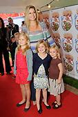 Prinses Maxima met dochters bij premiere Fantasia de Musical