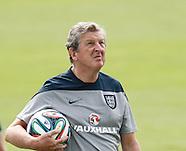 England Training 210614