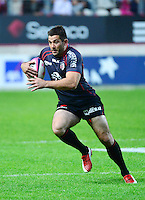 Florian FRITZ - 24.04.2015 - Stade Francais / Stade Toulousain - 23eme journee de Top 14<br />