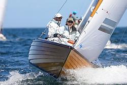 , Kiel - Kieler Woche 17. - 25.06.2017, Folkeboot - GER 308 - Christiansen, Andreas
