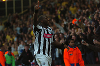 Photo: Tony Oudot/Sportsbeat Images.<br /> Watford v West Bromwich Albion. Coca Cola Championship. 03/11/2007.<br /> Ishmael Miller of West Brom celebrates his goal
