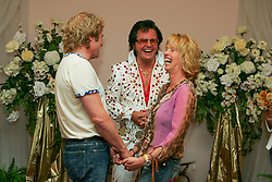Wedding, Sjeff Janssen, ANky Van Grunsven<br /> World Cup Final - Las Vegas 2005<br /> © Hippo Foto - Dirk Caremans<br /> 25/04/2005