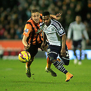 Hull City v West Bromwich Albion 061214