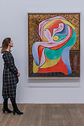 Rest - The EY Exhibition: Picasso 1932 – Love, Fame, Tragedy a new exhibition at the Tate Modern.  It brings together over 100 works made by Pablo Picasso (1881–1973) during 1932, one of the most intensely creative periods in his life.