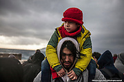 """9th of Jan 2016<br /> <br /> Dramatic rescues as refugee deaths in Aegean reach record high<br /> <br /> Rescued Syrian migrants are brought safely ashore to Samos by the MAOS Rescue ship, the Responder <br /> <br /> ATHAGONISI - Search and rescue charity Migrant Offshore Aid Station (MOAS) has assisted hundreds of refugees from hostile seas between Turkey and Greece since it began operating in the region just before Christmas.<br />  <br /> The MOAS crew has witnessed shocking scenes of life and death, having led complex deep water and nearshore rescues over the past four weeks. The human toll has been described as """"distressing"""" and """"desperate"""" by reporters who have been embedded with MOAS.<br />  <br /> MOAS, which saved almost 12,000 refugees from the Mediterranean Sea since 2014, expanded its operations to the Aegean Sea thanks to thousands of donations that reached the organisation after the horrific death of Alan Kurdi, a Syrian toddler who was photographed washed ashore on a Turkish beach last September.<br />  <br /> The charity is operating off the Greek island of Agathonisi from a 51-metre vessel equipped with two fast rescue launches named after Alan and his brother Galip, who also died in September's shipwreck.<br />  <br /> According to the International Organisation for Migration (IOM), 2016 appears to be a record year for both refugee arrivals and deaths at sea. In the first three weeks, fatalities have already reached 113, which is more than the past two Januaries combined. In the same three-week period, some 37,000 migrants and refugees have reached Italy and Greece by sea, which is 10 times the total of 2015.<br />  <br /> """"What we are witnessing in the Aegean Sea is even more horrendous than what we experienced in the Mediterranean. Due to the shorter distances, smugglers take increased risks at the expense of the refugees, often giving them worthless lifejackets and inflatable boats that simply cannot reach shore. Despite worsening weather condit"""