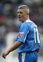Photo: Chris Brunskill. Wigan Athletic v Ipswich Town. Coca-Cola Championship. 05/03/2005. Wigan's new signing Graham Kavanagh.