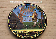 York Co., PA Historic Site, Shrewsbury Town Odd Fellows Hall