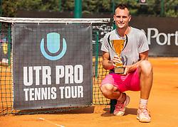 Tenis Fest Tennis tournament, on August 22, 2021 in SC Marina, Portoroz / Portorose, Slovenia. Photo by Nik Moder / Sportida
