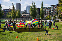 Deaf Thrive Day 2017, Cal Anderson Park