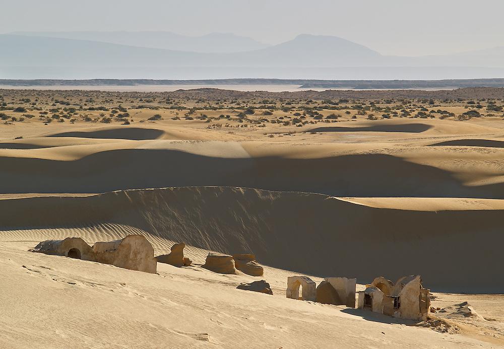 Tunisia - Planet Tatouine