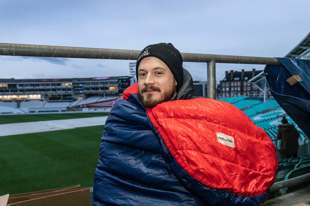 Landaid Sleepout<br /> early morning<br /> The oval 27/2/20<br /> © Jacky Chapman