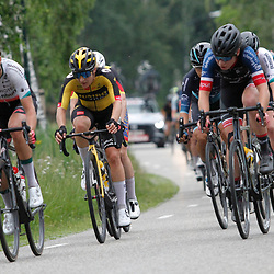 VELDHOVEN (NED) July 3: CYCLING:Omloop der Kempen: Amber Kraak: