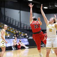 Women's Basketball: University of Wisconsin-Oshkosh Titans vs. University of Wisconsin-River Falls Falcons