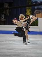 FOUR CONTINENTS FIGURE SKATING CHAMPIONSHIPS, VANCOUVER, BRITISH COLUMBIA, CANADA - FEBRUARY 5th 2009 - Original Dance