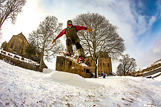 Snow Trick | Linlithgow | 1 March 2018