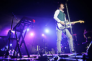 Photos of Owl City performing in concert at the Pageant in St. Louis, Missouri on November 7, 2011.