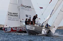 Williams v Raddich. Photo:Dan Ljungsvik