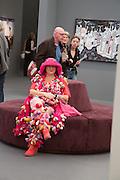ALEXANDRA FLY , Frieze MASTERS. Regent's Park. London. 16 October 2013